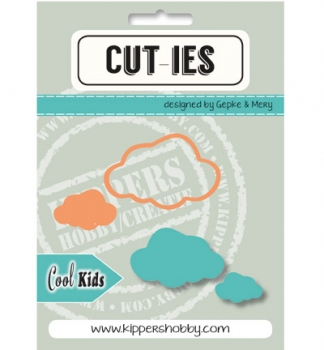 Cut-ies - Cool Kids - Cloud - Wolke - KippersHobby