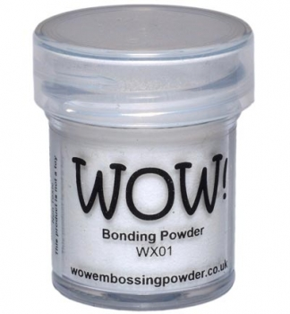 WOW! Bonding Powder / klebendes Embossingpulver