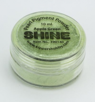 SHINE - Apple Green - Glimmerpigmentpuder