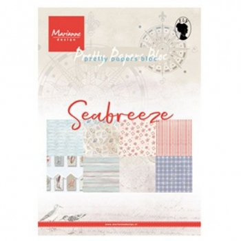 Pretty Papers Bloc - A5 - Seabreeze