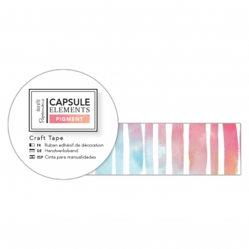Bastelklebeband -  Capsule Collection - Elements Pigment