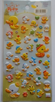 Puffy - Sticker - Enten