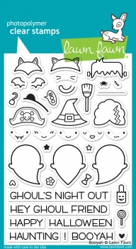 Booyah - Clear Stamps von Lawn Fawn