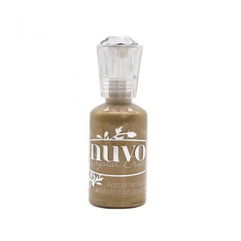 Nuvo - Crystal Drops - Perlmutt - Metallic Dirty Bronze - 1804N