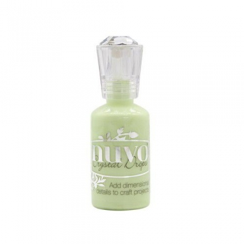 Nuvo - Crystal Drops - Perlmutt - Metallic Soft Mint - 1803N