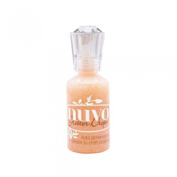 Nuvo - Glitter Drops - Summer Sunrise - 771N