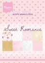 Pretty Papers Bloc - A5 - Sweet Romance